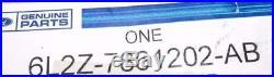 2007-2010 Ford Explorer OEM Passenger Seat Belt Buckle Camel #6L2Z7861202AB