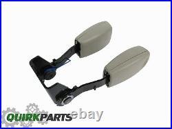 2007-2010 Jeep Commander Third 3rd Seat Belt Receptacle Buckle Mopar Genuine
