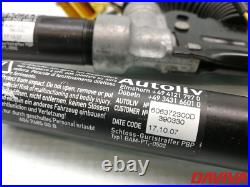 2007 Citroen Relay 2.2 HDI 120 Front Seat Belt Buckle Pair 607049000D 606372300D