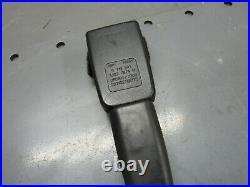 2008 Bmw M3 Front Seat Belt Buckle Belt Receptacle Tensioner E90 E92 Oem