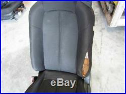 2008 MAZDA MIATA MX-5 Left Driver Side Front Cloth Seat Manual Belt Buckle