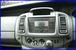 2008 Vauxhall Vivaro Middle Center Seat Belt Buckle 696589a Sas0067