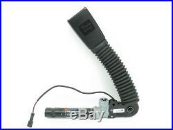 2009-2012 BMW 750i 760 740 Driver Front Seat Belt Buckle OEM