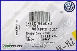 2010-2013 VW Volkswagen Golf GTI Left Front Driver Side Seat Belt Buckle OEM NEW