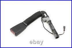 2011 2012 2013 Bmw 535i F10 Front Left Seat Belt Buckle / Receiver