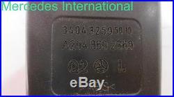 2011 Mercedes-Benz C300 FRONT LEFT Seat belt buckle 2048602369
