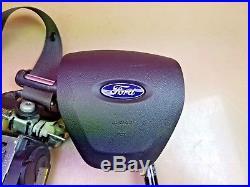 2013-2016 Ford Taurus Driver Air bag Seat Belt Buckle Module