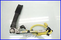 2014 2015 2016 Acura MDX FRONT RIGHT Seat belt buckle 81416-TZ5-A02ZC