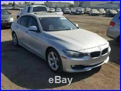 2015 BMW 320i 328i 335i M3 Left Seat Belt Buckle Sedan Driver Side 72117259387