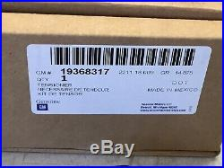 2016-2020 Chevrolet Malibu OEM Front Driver Seat Belt Buckle GM 19368317