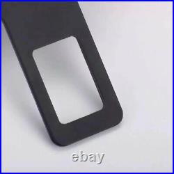 2PCS Car Auto Safety Seat Belt Buckle Extension BMW Mpower M-power m3 m4 m5 m6