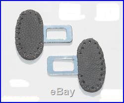 2 x Seat Safety Belt Buckle Adapter Extender Alarm Beep Car Van Caravan Bus. NUW