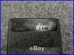 350sdl 380sel 420sel 560sel W126 Mercedes-benz Left Front Seat Belt Buckle