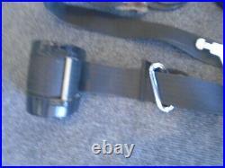 380slc 450slc R107 Mercedes-benz Oem Left Front Seat Belt Retractor Buckle