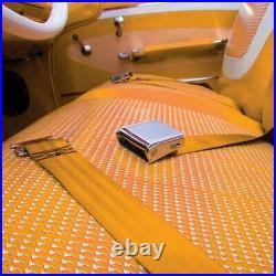 3Pt Aqua Retractable Seat Belt Airplane Buckle Each SafTboy STBSB3RAAQ v8