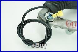 #605 Mercedes Slk350 05-11 Front Left Driver Seat Belt Buckle Latch 1718600569