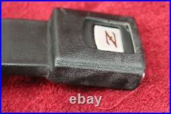 72-73 Datsun 240Z seat belt buckle pair OEM used