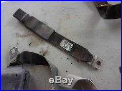 76-79 Ford Truck Bronco Right Passenger Seat Belt Retractor & Buckle Oem Works