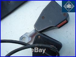 78-80 Mercedes R107 450SL RIGHT LEFT Driver Seat belt Buckle Receptor SET 107477