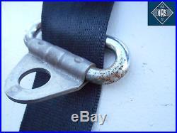 79 Mercedes R107 450SL LEFT Driver Seat belt Buckle Receptor SET 107342