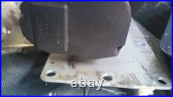 81 91 Rolls Royce Silver Spur Right Front Retracting Seat Belt And Buckle Set