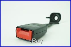 #820 Mercedes E350 W211 06-09 Rear Left Seat Belt Buckle Latch Lock 2118603969