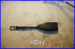 84-91 BMW 325i is ic ix e E30 front seat belt buckle receiver latch # 1 941 408