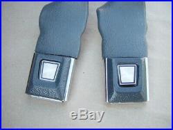87-91 92-96 Bronco F-150 250 350 Bench Seat Belt Buckle Receiver Latch Set