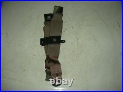 87-97 FORD F150 F250 F350 Passenger RH SEAT BELT Medium Mocha Tan OEM Receiver