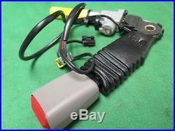 88951238 Gm Lh Fr Seat Belt Buckle Receptacle Gray 01 Venture Silhouette Montana