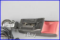 90-02 Mercedes R129 SL500 SL600 Seat Belt Seatbelt Buckle Left Driver Side OEM