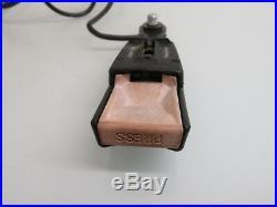 90-02 Mercedes-benz R129 300sl Sl320 Sl500 Left Driver Seat Belt Buckle Oem