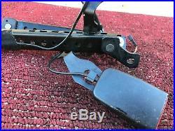90k Mercedes W221 S63 S550 S600 S65 Rear Seat Belt Buckle Buckles Set Oem