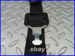 9679 Mercedes-Benz C123 280CE Coupe Rear Seat Belt Set With Buckles