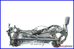 97-03 Mercedes W208 CLK55 AMG Front Left Seat Track Rail Motor Assembly A114 OEM