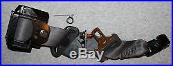98-00 VOLVO V70 Wagon 3rd Third Row Seatbelt Assembly Seat Belt Buckle Latch