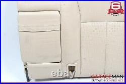 98-02 Mercedes W210 E320 Wagon 2nd Row Rear Left Top Upper Seat Cushion Java