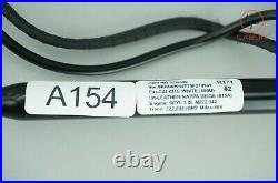 +A154 R171 MERCEDES 05-11 SLK CLASS FRONT RIGHT PASS SEAT BELT BUCKLE with SENSOR