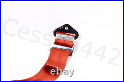 AMERICAN SAFETY Aircraft Rust Seat Belt 501361-2 NEW Buckle 9600-12 FAA USA Part