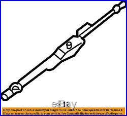 AUDI OEM 15-16 Q3 Front Seat Belt-Buckle Tensioner Left 8U0857619