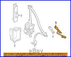 Acura HONDA OEM 01-02 MDX Front Seat Belt-Buckle End Left 04816S3VA53ZB