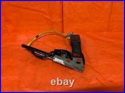 Acura Rsx Type S Driver Left Seat Belt Buckle Clip Black Color Oem Factory