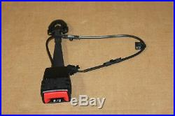 Audi A4 B8 Front Seat Belt Buckle for Left / Right 8K0857755F New Genuine Audi