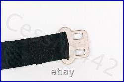 BEECHCRAFT NOS OEM Aircraft Seat Belt 130498A-19-32 Buckle Davis FDC-2700 Part
