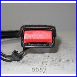BMW 2006-2008 E90 E82 E88 Left Front Drivers Lower Seat Belt Buckle Good USED OE