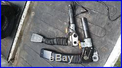 BMW E36 Z3 Lower Seat Belt Buckle Tensioner Receiver Coupe Roadster M OEM RH LH