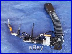 BMW E36 Z3 OEM Right Seat Lower Belt Buckle with Tensioner Recent Replacement