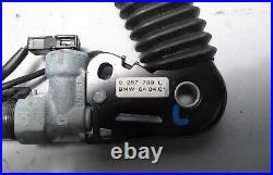 BMW E46 3-Series 6-Series Left Front Driver's Lower Seat Belt Buckle w Tensioner