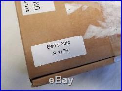 BMW E53 X5 E83 X3 E85 E86 Z4 Genuine Left Seat Belt Buckle with Tensioner NEW