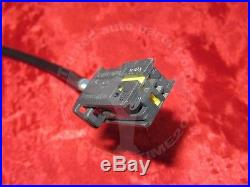 BMW E65 E66 7 series LEFT FRONT SIDE PRETENSIONER LOWER SEAT BELT BUCKLE AIRBAG